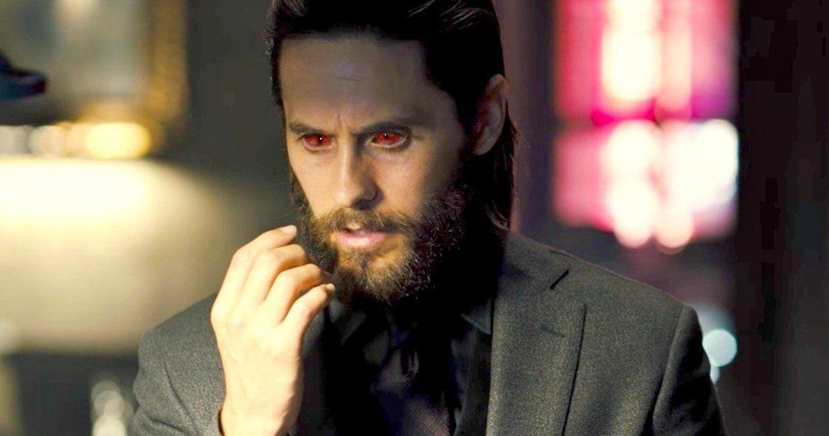 Morbius Set Photos >> Morbius Set Video Reveals Jared Leto Take Flight Because The