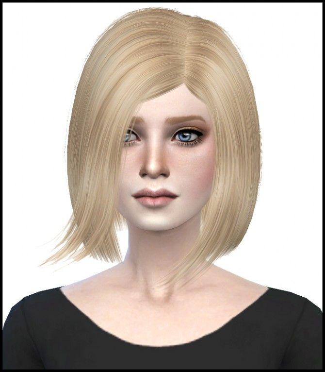 David NC01 Converted Hair Retexture At Simista • Sims 4
