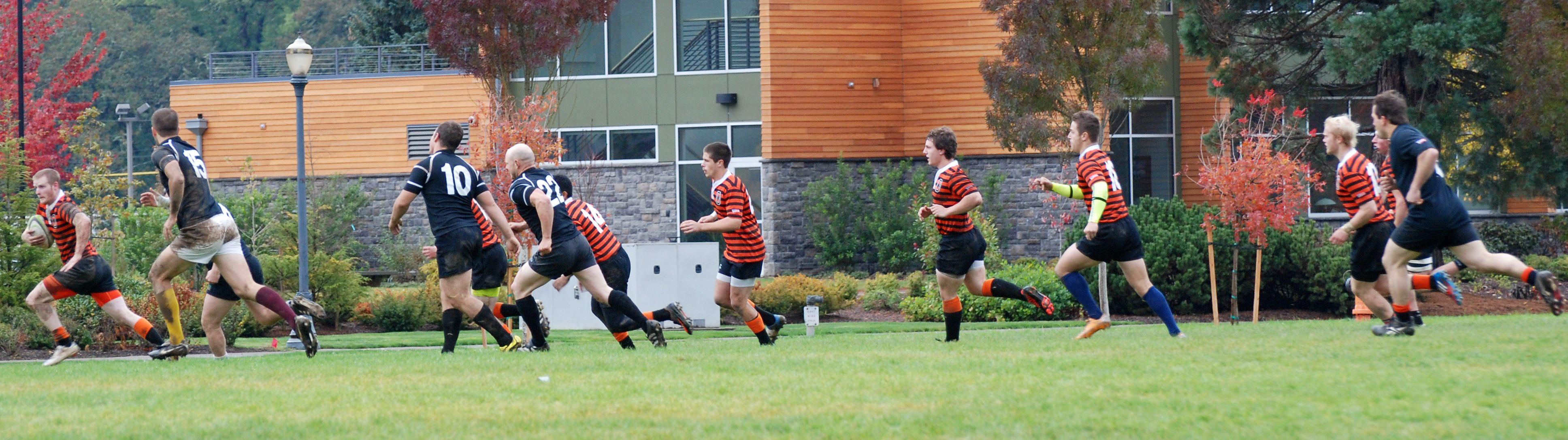Osu Rugby Alumni Game Fall 2012 Photo By Nancy Raskauskas