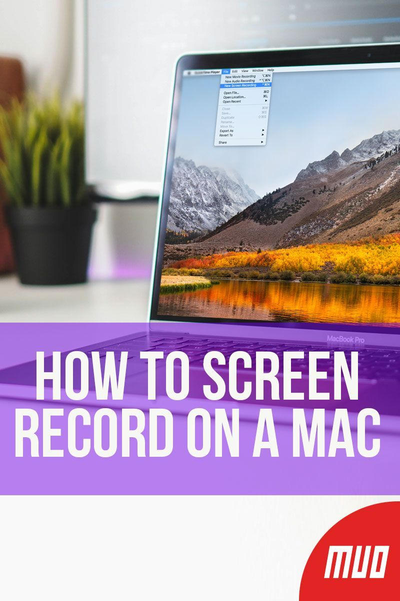 How To Get Audio From Screen Recording On Mac