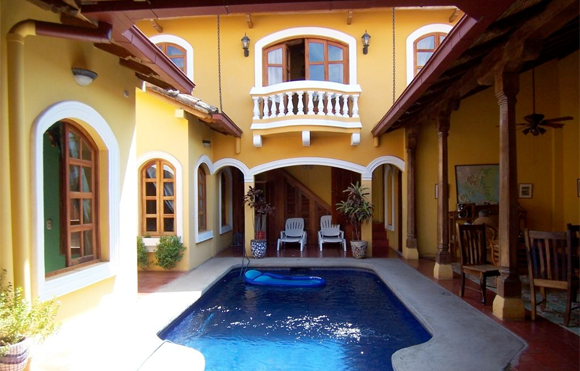 colonial houses in leon nicaragua Google Search (con