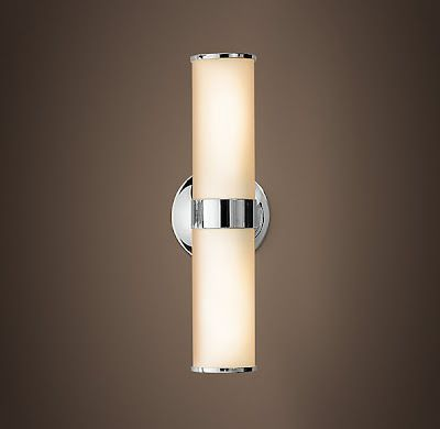 We Re Getting There Bathroom Sconces