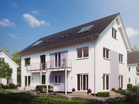 Häuser nach Haustyp und Haus-Bauart – bei