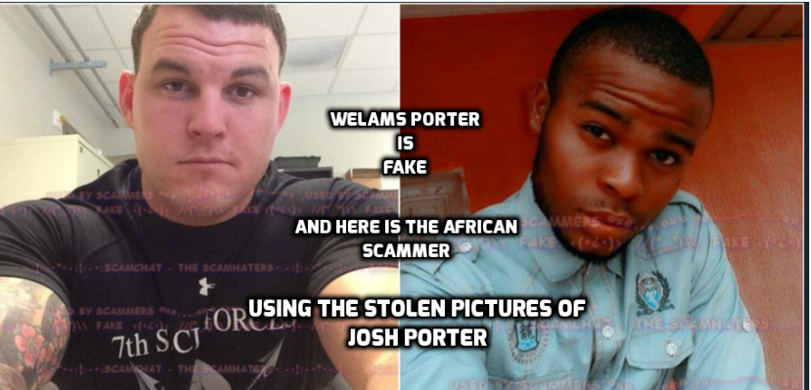 West africa scammers
