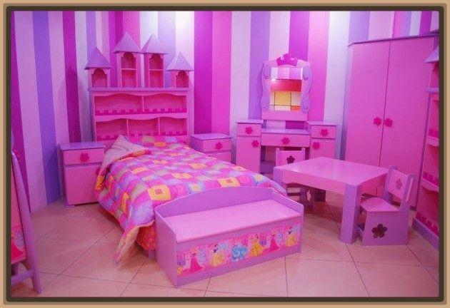 Imagenes de camas para ninas DISEÑO INTERIORES Pinterest