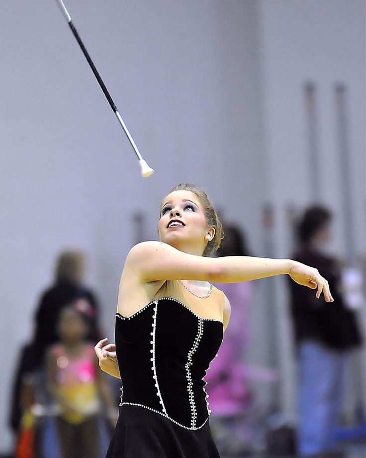 Baton twirling is a sport! (With images) Baton twirling