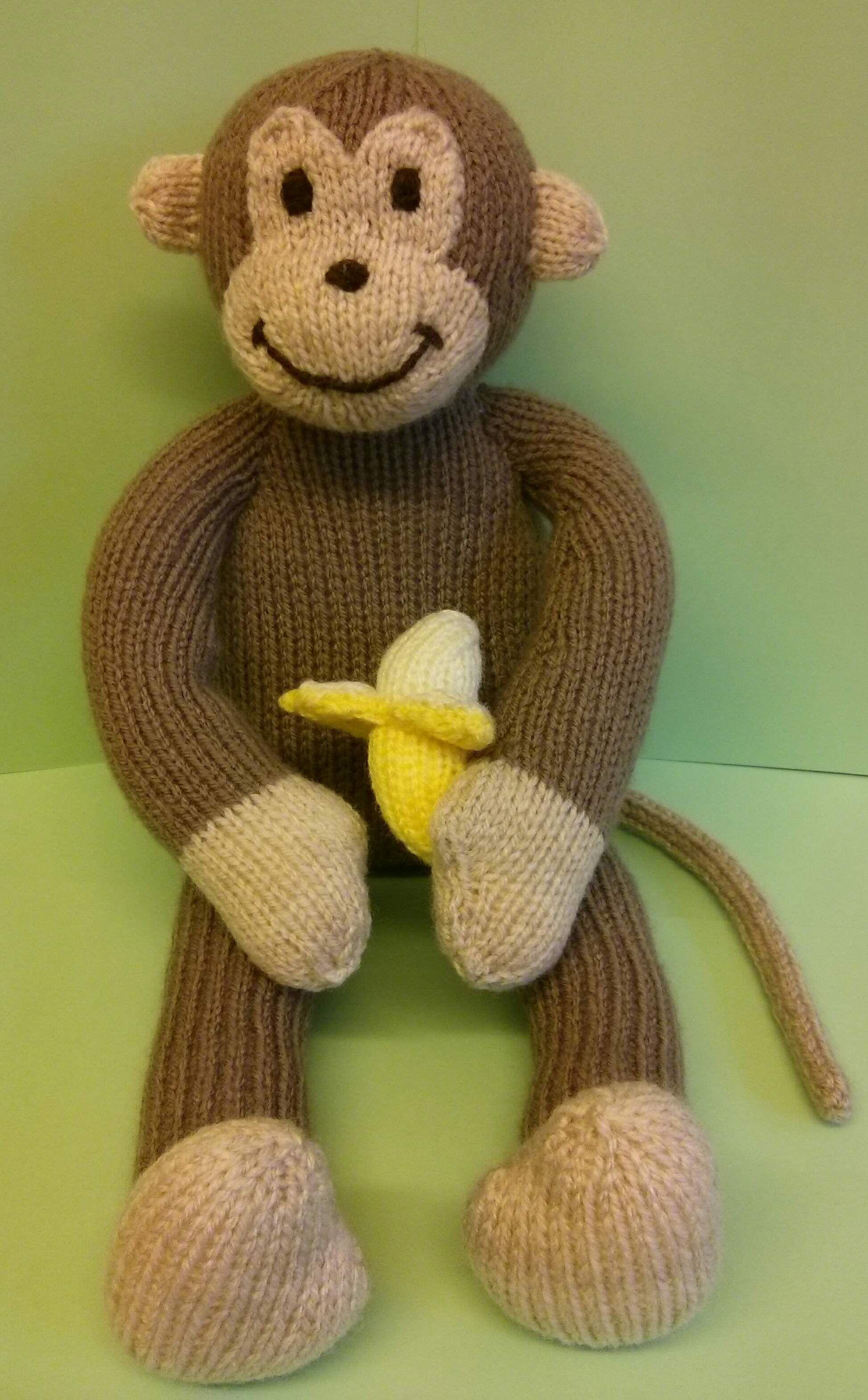 Knitted monkey sarah keen pattern knitted wild animals this knitted monkey sarah keen pattern knitted wild animals this pattern available free at bankloansurffo Gallery