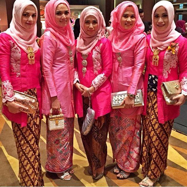 Model Kebaya Kutu Baru Muslim Modern  Kebaya kutu baru