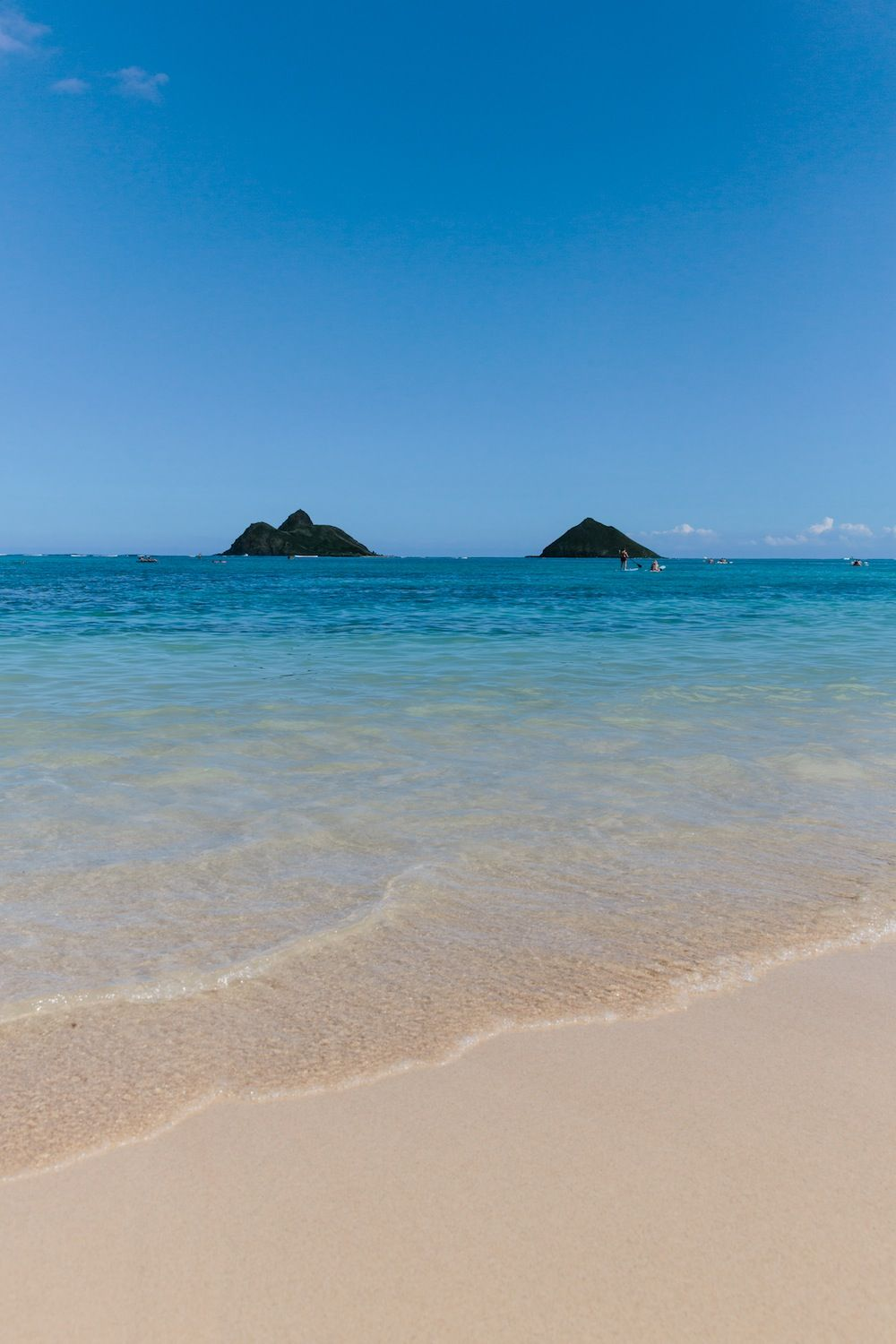 Lanikai Beach Oahu. Gypset Hawaii Travel Oahu