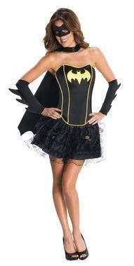 Batgirl Adult Xs