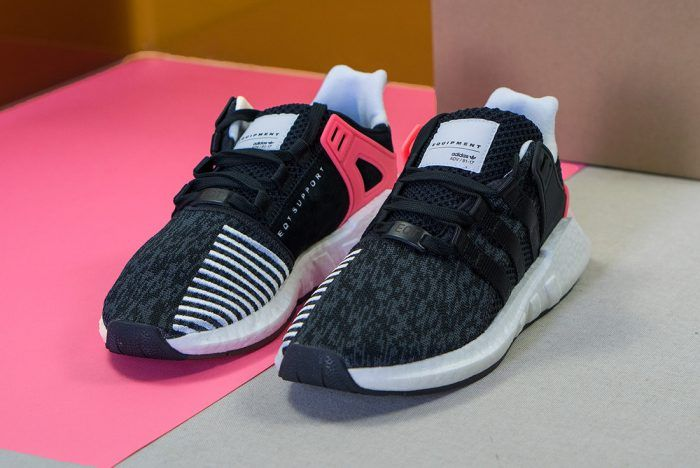0a8e7dcba4d6c4 adidas EQT Support 93 17 (Black Turbo Red)