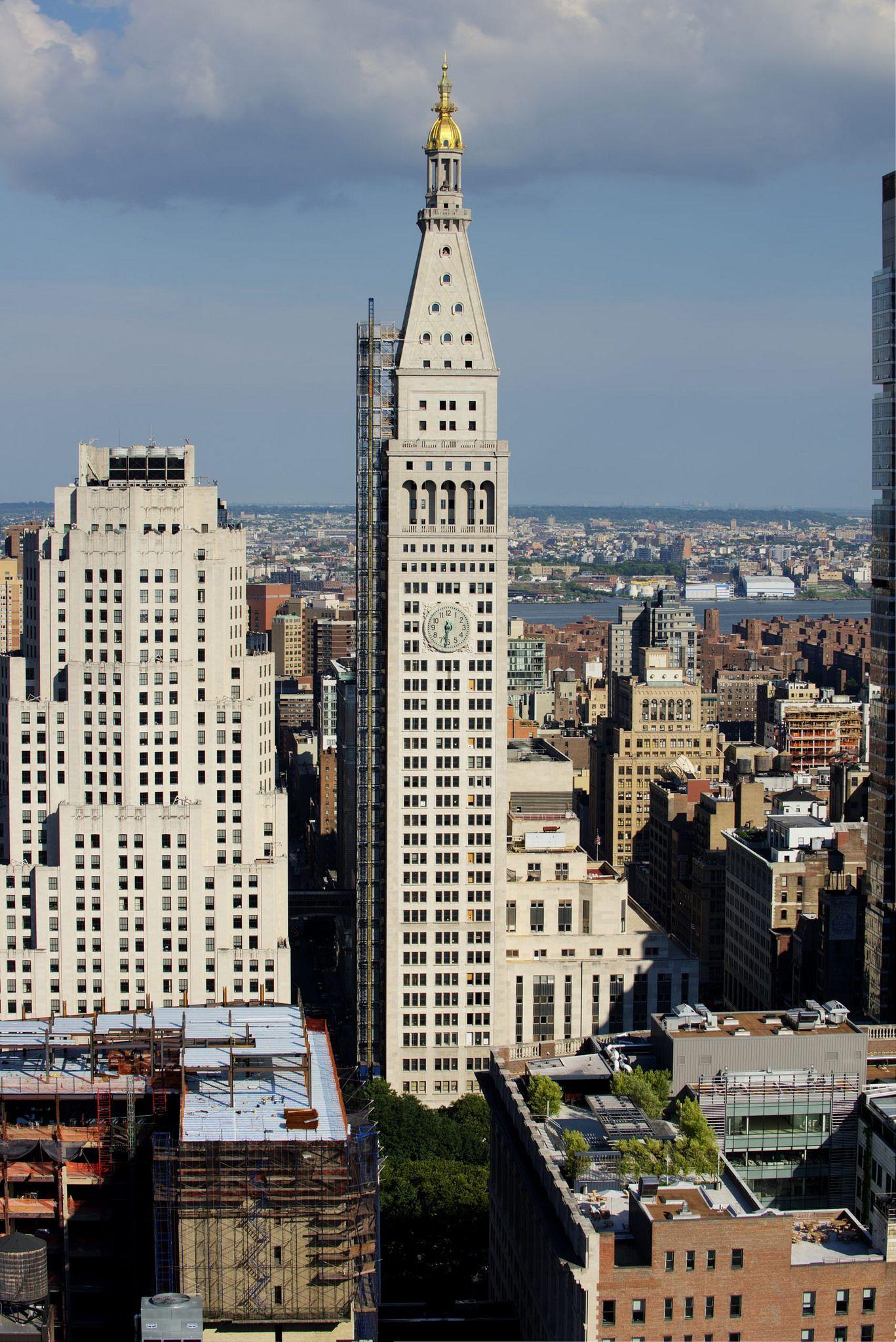 Https Flic Kr P N6mktu Metlife Tower Metropolitan Life