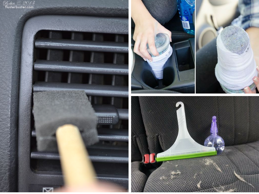 Life-Changing Car Cleaning Tips & Tricks Your Dirty Car Needs #cleaningcars