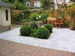 Afbeeldingsresultaat voor kleine tuin aanleggen tuinontwerp