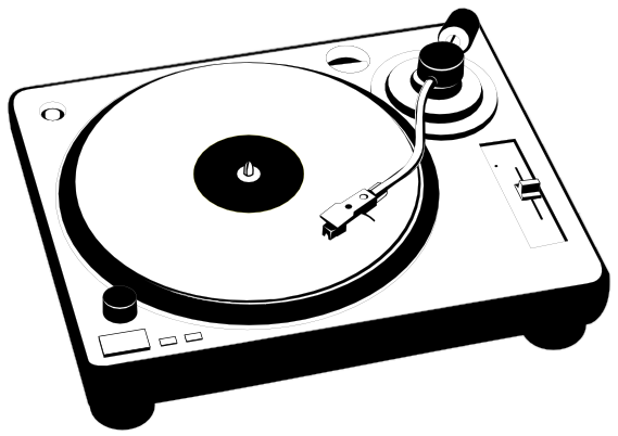 Classic Vinyl Record Clip Art – Clipart Download