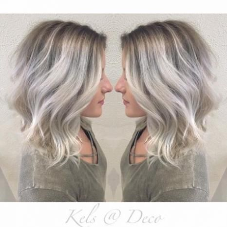 67 ideas hair medium length blonde products  colored hair