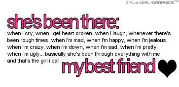 Girl Best Friend Quotes chloeberryhill1 | Thats my best friend | Best friend quotes  Girl Best Friend Quotes