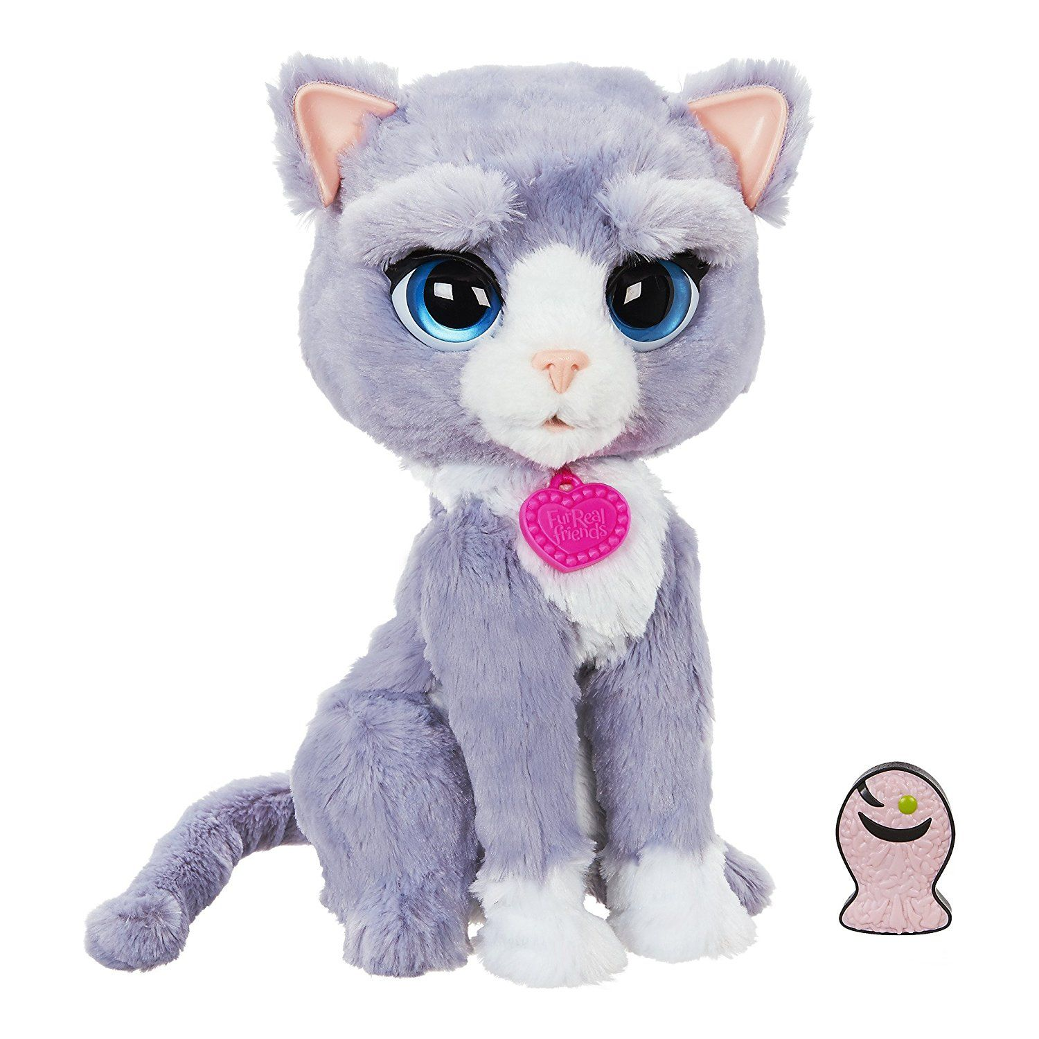 Furreal Friends Bootsie Cat Pet Fur Toy Interactive Kitty Purr