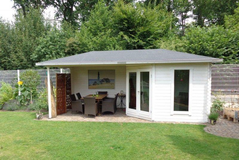 5 Eck Gartenhaus Liwa 28   A Z Gartenhaus GmbH | She Sheds