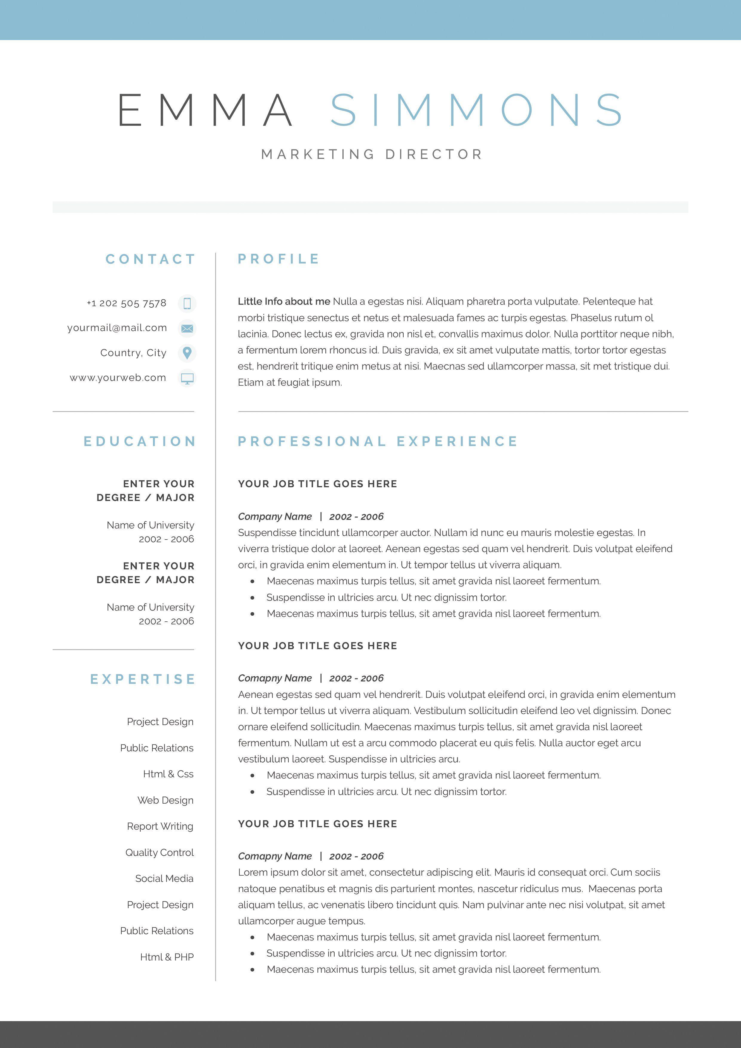 word resume  cover letter template  cover letter for resume