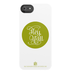 Hey, Y'all Southern iPhone Case