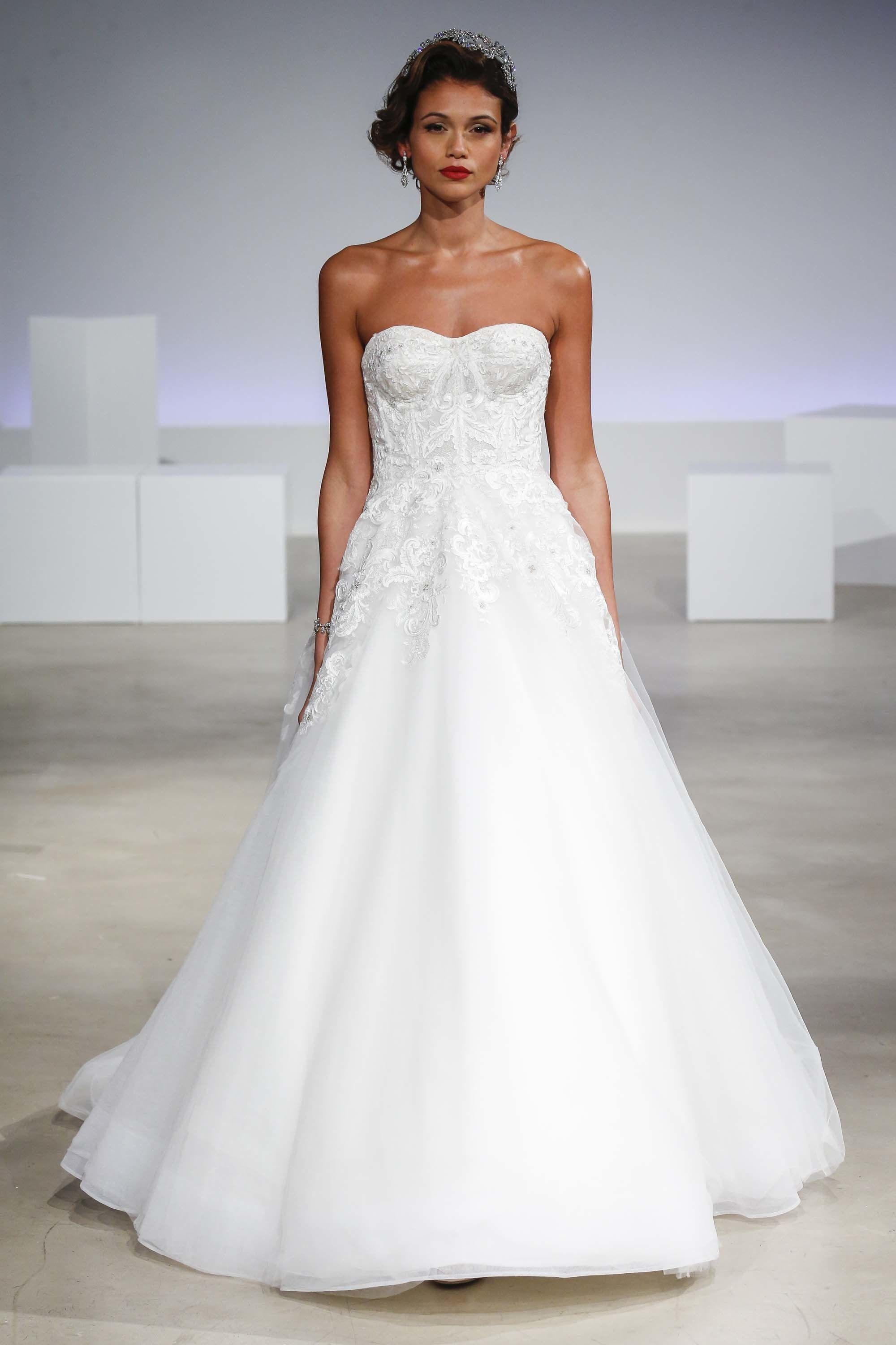 Dress for fall wedding  Eleanor Anne Barge Fall   Anne Barge Bridal  Pinterest  Anne