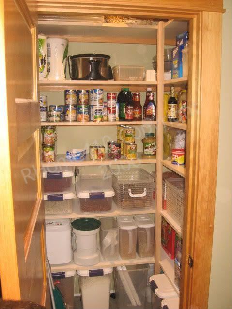 Pantry Shelf Distance Small Kitchen Organization