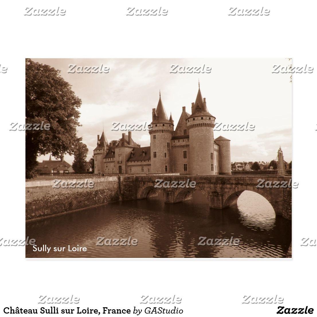 Château Sulli sur Loire, France