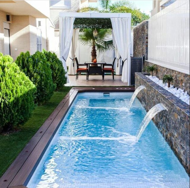 Backyard Oasis Ideas: Pin By Greg Campbell On Backyard Oasis Pool Ideas