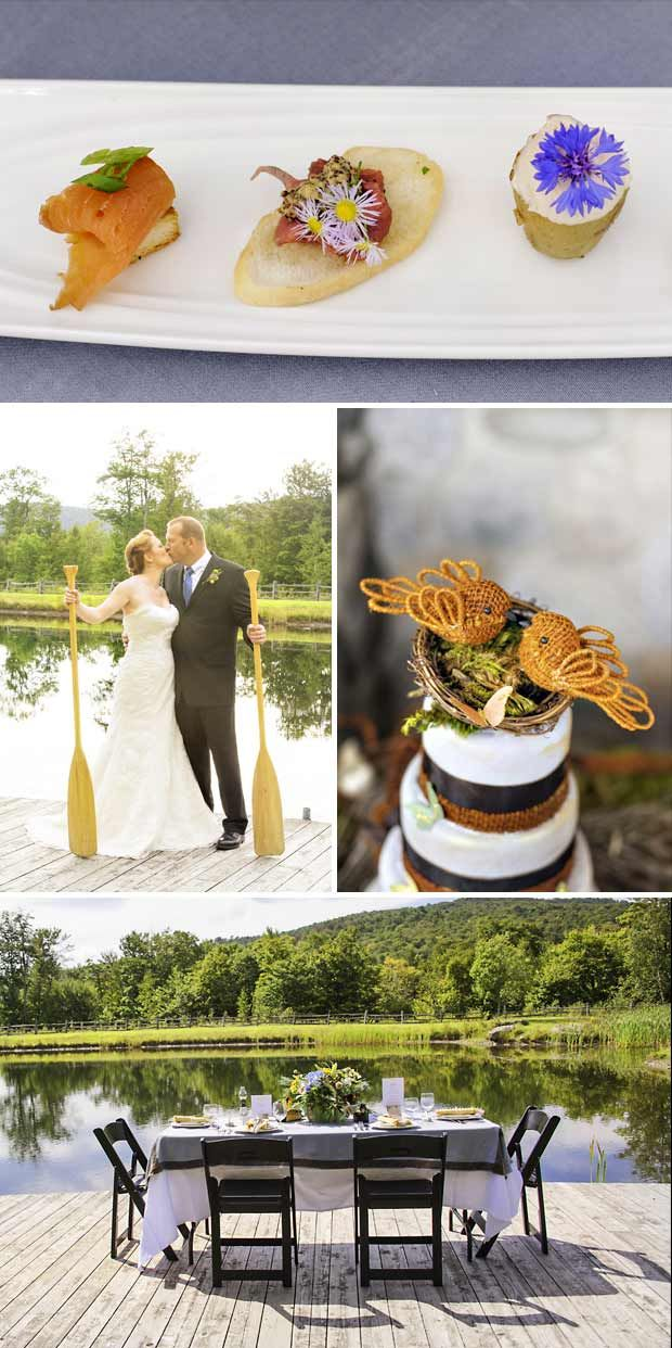 Ponds At Bolton Valley Lake And Lodge Wedding Inspiration