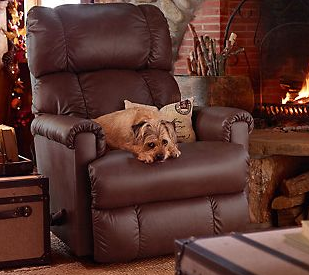 Furniture QVC Todays Special Value La Z Boy Legacy Rocker Recliner W