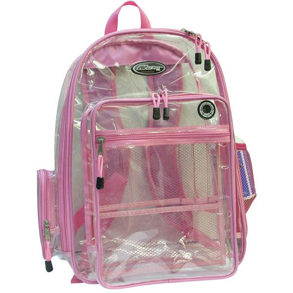 Clear backpacks, mesh backpack, extra large backpacks, printed ...
