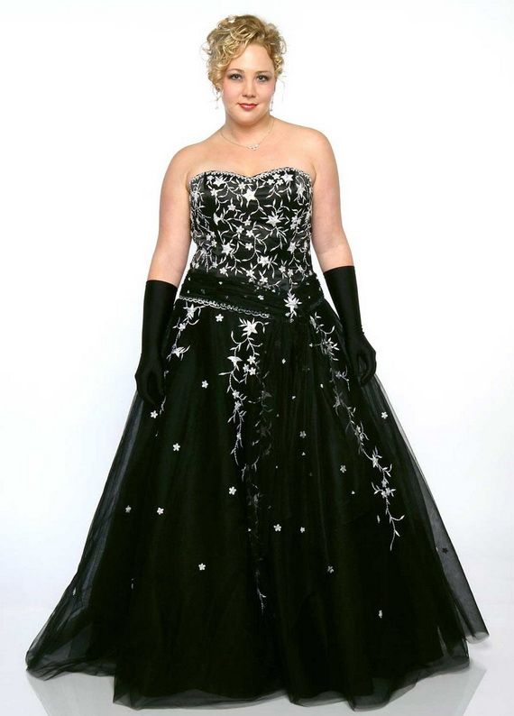 cutethickgirls.com junior plus size prom dresses (11 ...