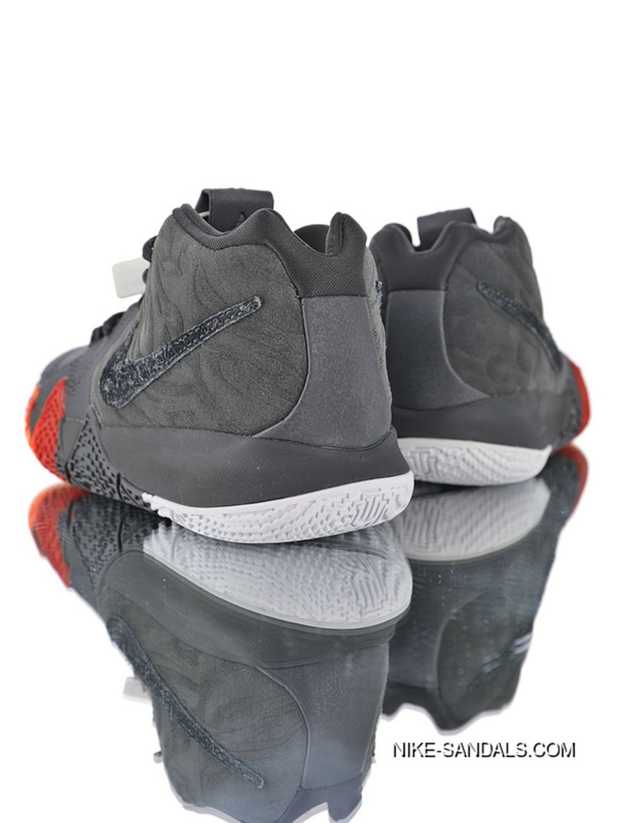 online store aeb4d 62a56 Nike Kyrie 4 'Year Of The Monkey' Black Anthracite Mid Top ...