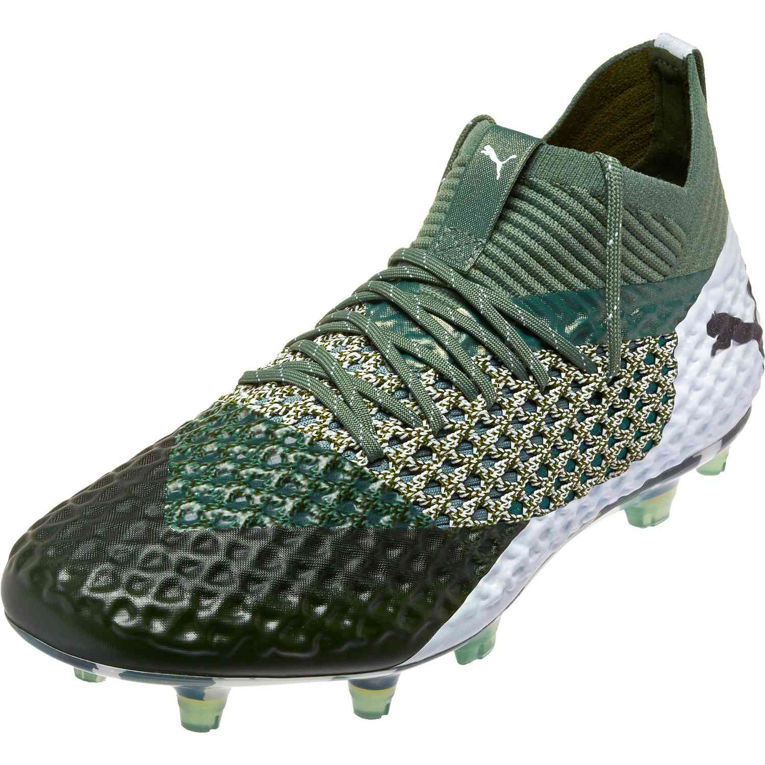 532d2ca73 These beautiful Puma Future 2.1 Netfit cleats are from Mars! Buy them at  SoccerPro today!