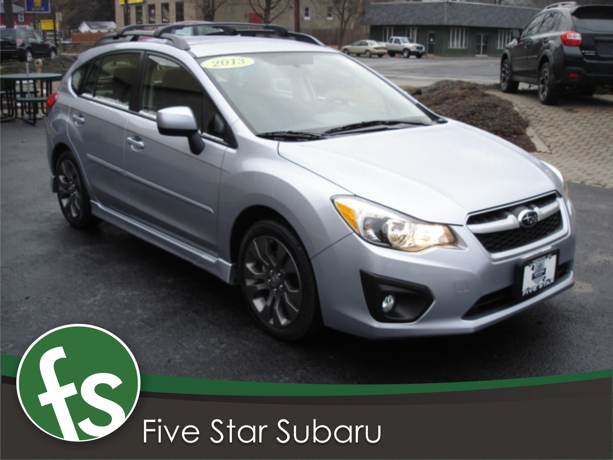 Certified Pre Owned 2013 Subaru Impreza For Sale In