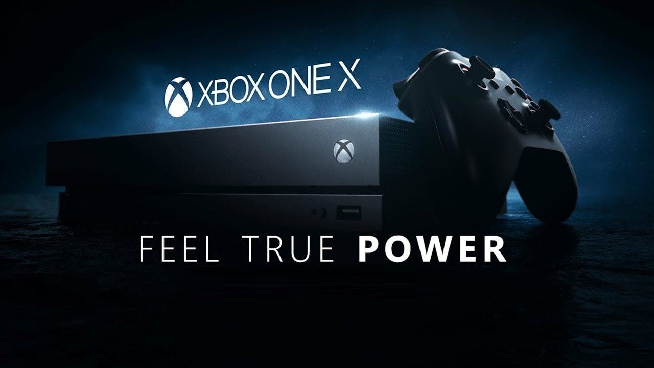 These XBOX ONE X Enhanced Games Show It's True Power | Xbox