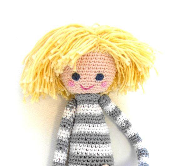 Amigurumi Boy Doll Pattern : Crochet Doll Pattern - Lars, Cute Amigurumi Boy Crochet ...