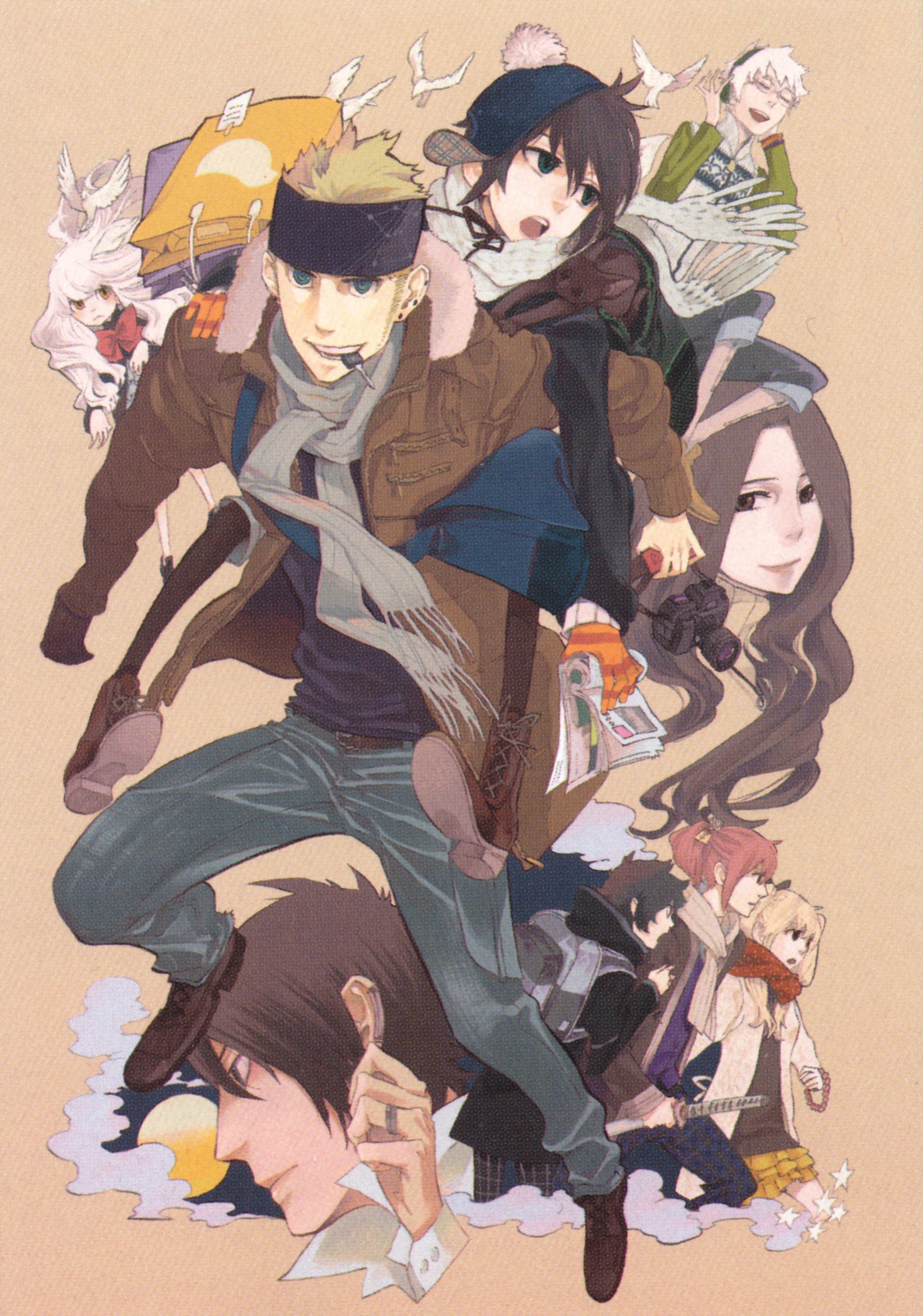 nabari no ou anime vs manga