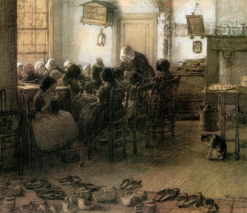 Wilhelmina Walburga Moes (Amsterdam, 16 oktober 1856 – Laren NH, 6 november 1918) was een Nederlands kunstschilder.