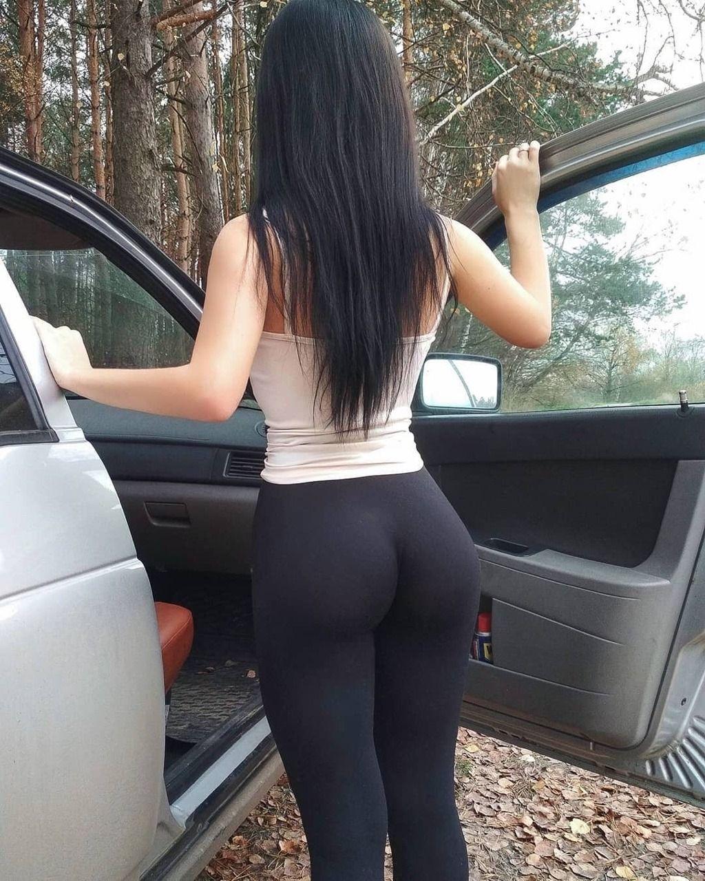 Fucked Ripped Yoga Pants