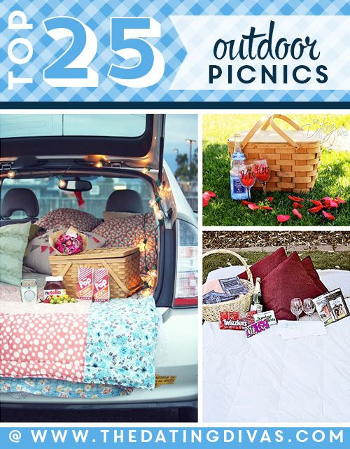 Picnic date ideas