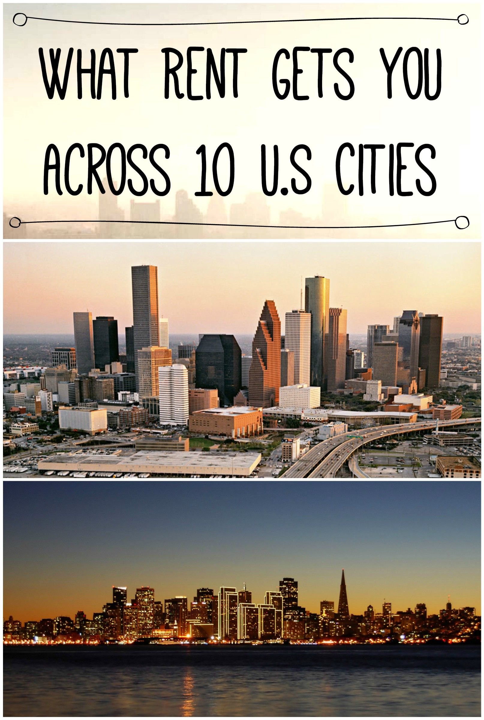 What 1,000 In Rent Gets You Across 10 U.S Cities The