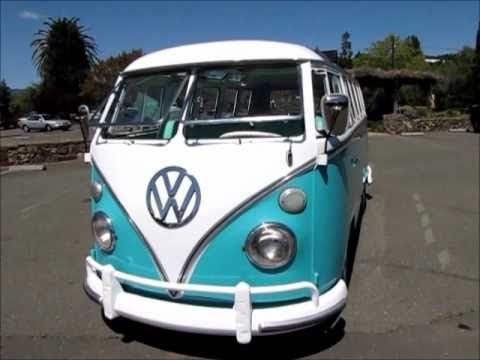 1965 Vw Bus Video I Always Wanted An Old Vw Bus Or Bug Vw Bus