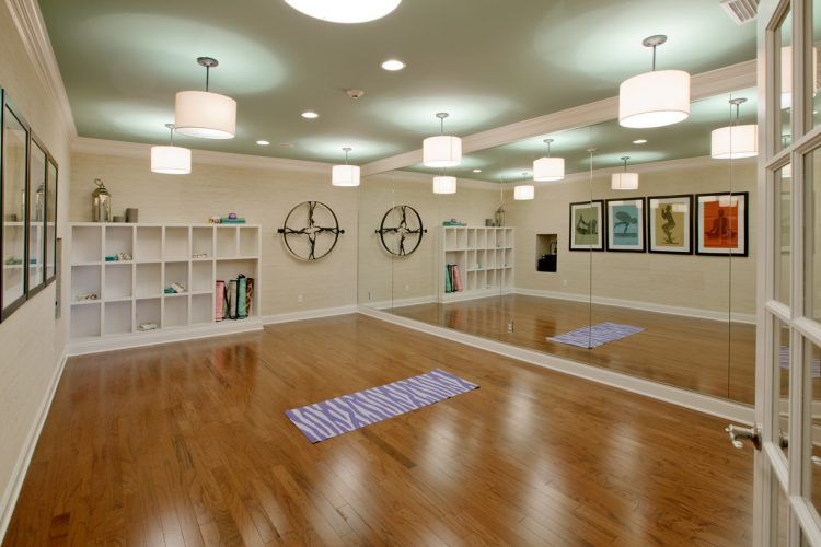 Beautiful 10 Home Yoga Studio Designs Youu0027ll Love