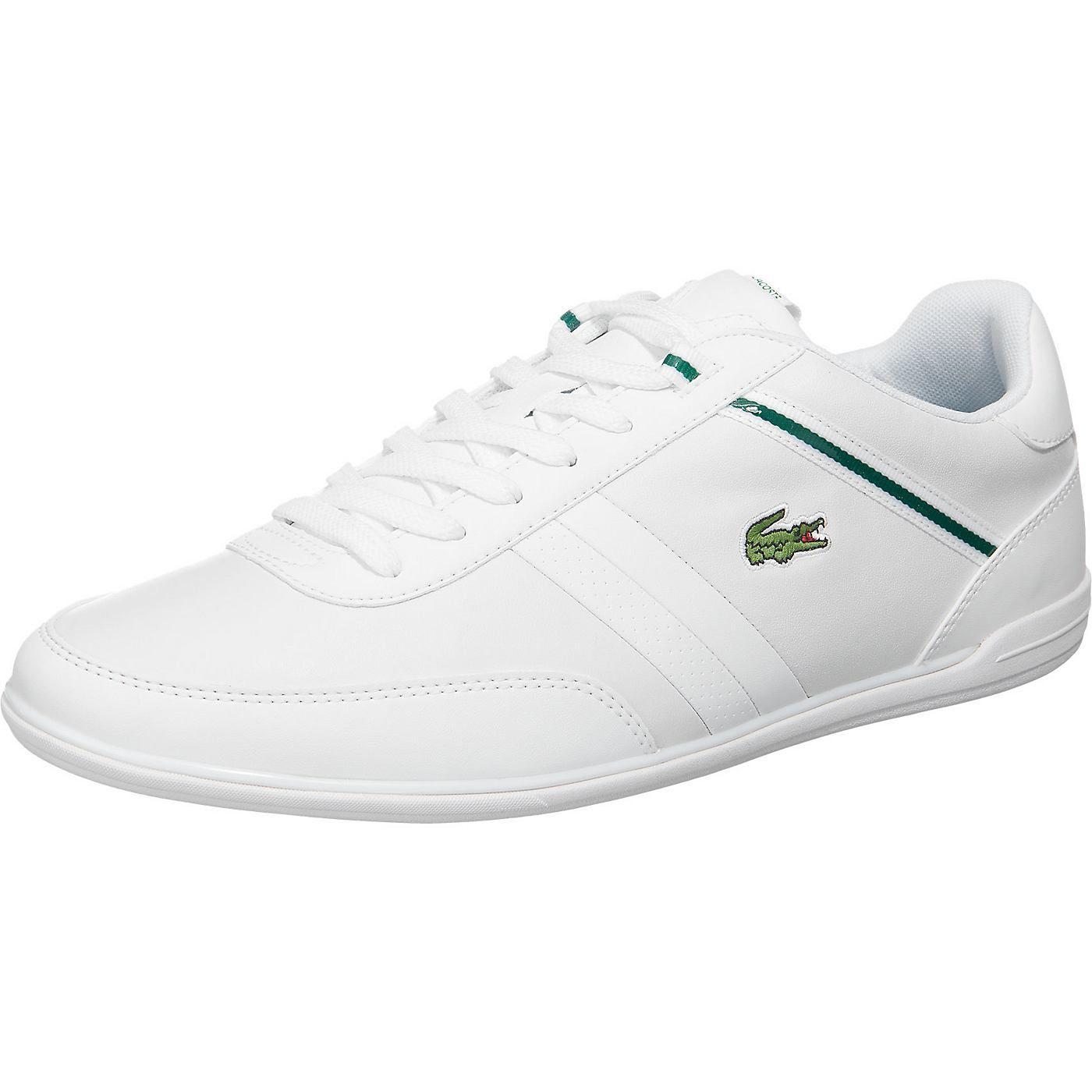 79d288eda7bb Shoes men · Die LACOSTE Giron HTB SPM Sneakers sind aus  Echtleder-Obermaterial gefertigt. Sie sind mit