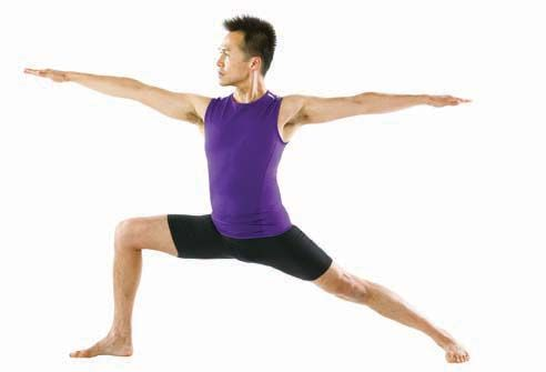 Hip Opening Sequence By Baron Baptiste Power Yoga Hip Opening Yoga Fun Workouts