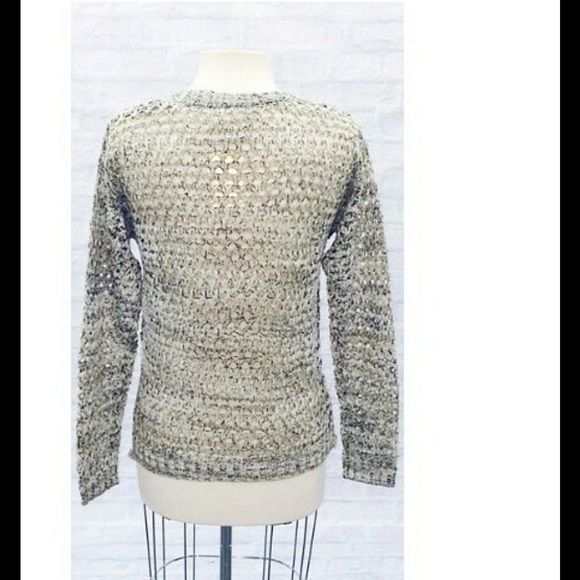 Open Knit Sweater Open Knit Sweater love on a hanger Sweaters Crew & Scoop Necks