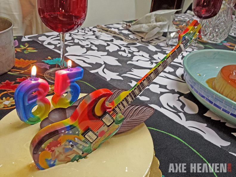 EVENT DCOR Guitar cake Birthday cakes and Cake