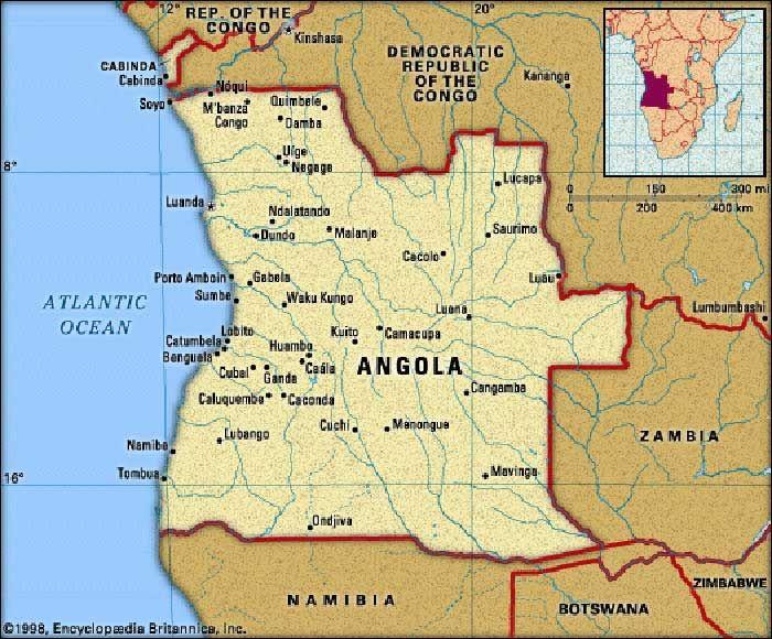 Angola..